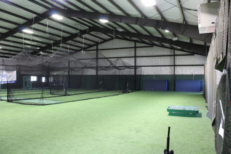 pre-engineered batting cages