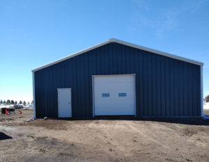 Prefab steel workshop buildings for sale in Colorado