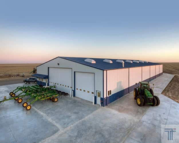 steel agricultural building kits in North Dakota
